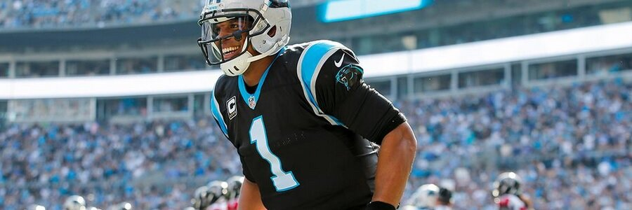 The NFL odds for the Panthers favor them to win in Week 1 against the 49ers.