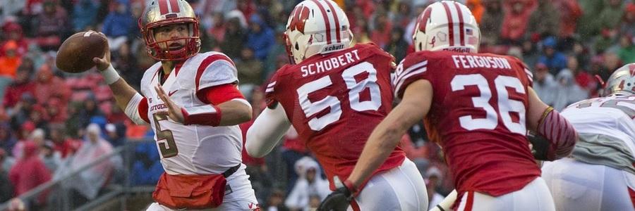 Wisconsin at Iowa College Football Winning Predictions