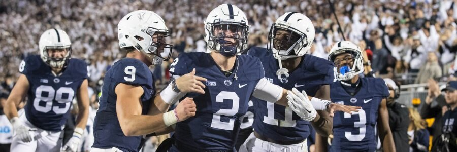 I believe the Big ten is Penn State's to win for the second straight college football season.