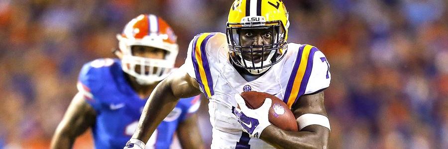 Alabama at LSU Free Pick & Odds