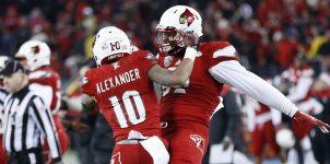 Louisville Are Huge Favorites in the NCAAF Lines vs. Kent State