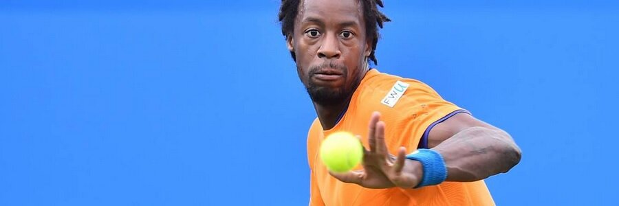 Gael Monfils tennis betting odds for US Open.