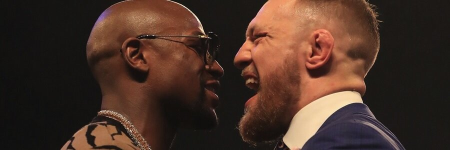 How Much You Can Win Betting on McGregor vs Mayweather Boxing Props