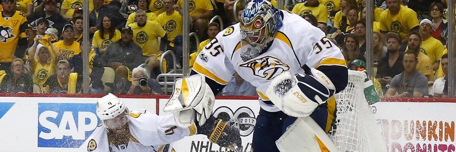 JUN 07 - Nashville At Pittsburgh NHL Expert Predictions Game 5