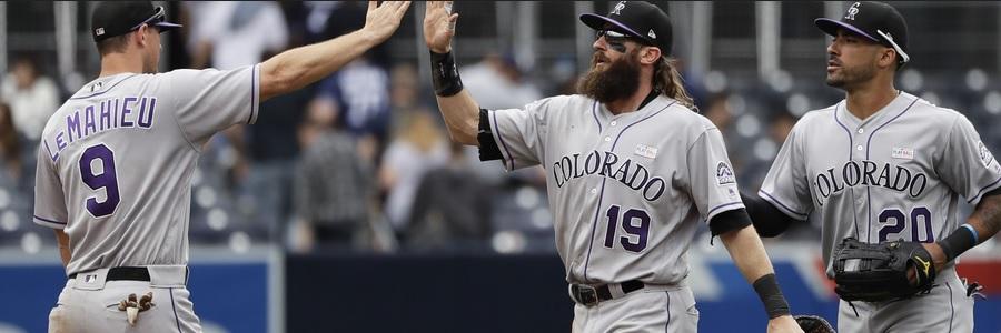JUN 09 - Colorado At Chicago 2017 MLB Expert Picks