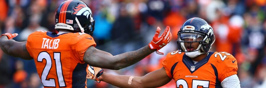 JUN 13 - 2017 NFL Betting Guide For Denver Broncos