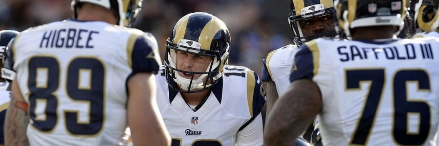 The Rams are at the top of some experts NFL Betting Predictions for the 2018 Postseason.
