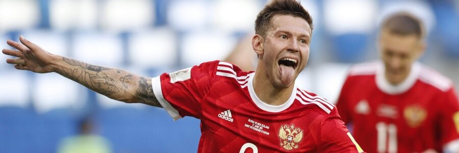 2017 Confederations Cup Soccer Betting Match For Russia Vs Portugal
