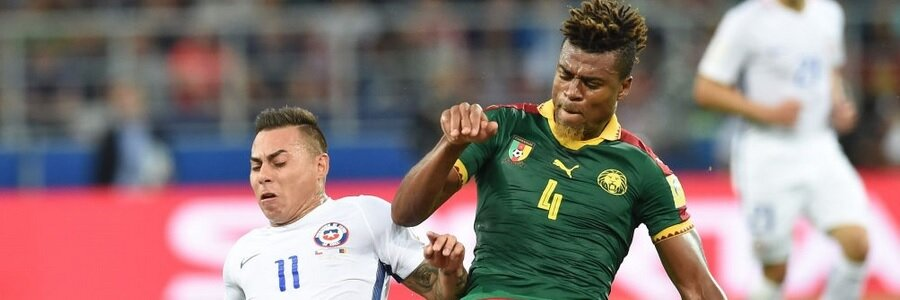 JUN 20 - 2017 Confederations Cup Soccer Betting Odds For Cameroon Vs Australia