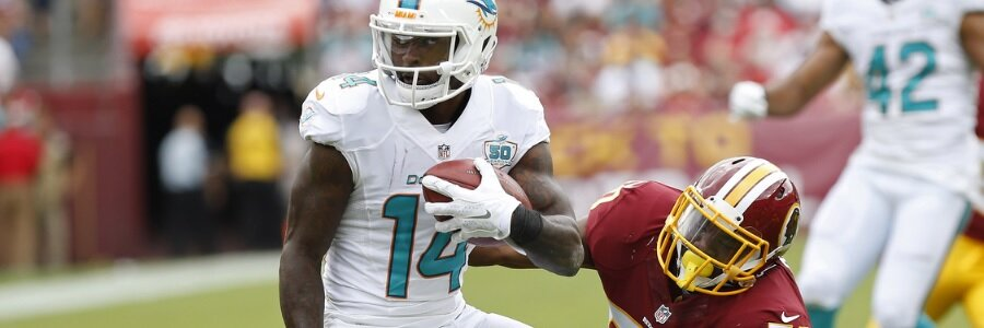 Miami Dolphins 2017 NFL Betting Guide & Free Picks