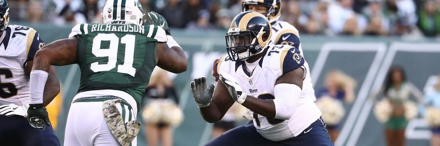 The Rams should figure in your football betting strategy for the 2017 NFL Postseason.
