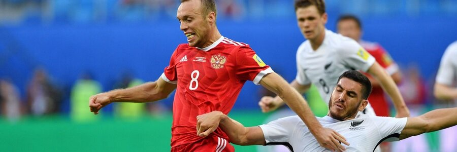 FIFA Odds Why bet on Russia