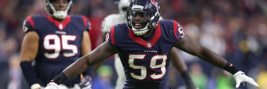 Houston Texans 2017 NFL Betting Guide & Free Picks