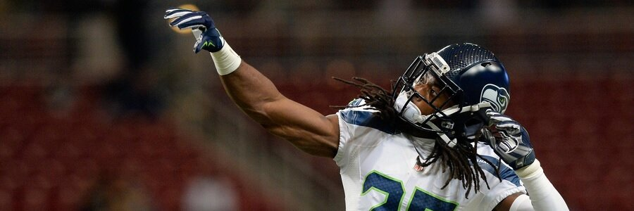 According to the NFL Week 4 Odds, the Seahawks are huge favorites against the Indianapolis Colts