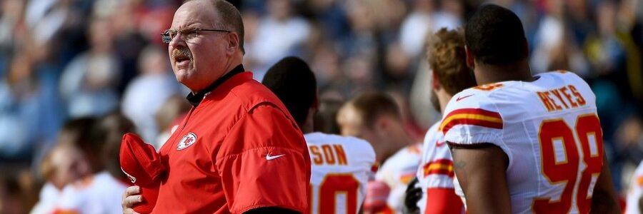 Andy Reid's Kansas City Chiefs has an elite defense with four near Pro Bowlers.
