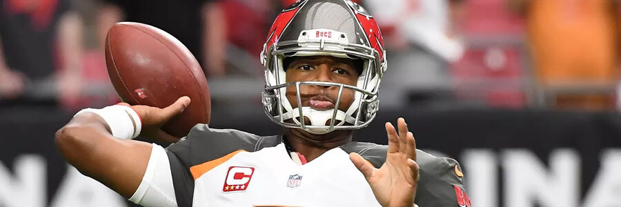 Jameis Winston and the Bucs come in as the NFL Betting underdogs to win the NFC South in 2018.