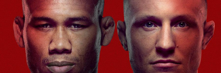 UFC on ESPN Souza vs Hermansson Odds & Expert Predictions.