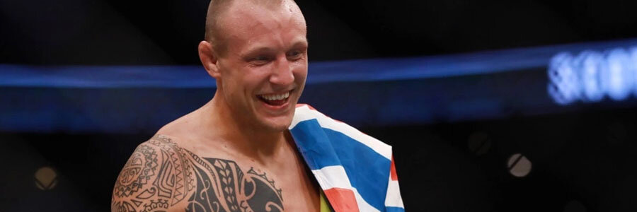 Jack Hermansson is one of the favorites for UFC on ESPN 2.