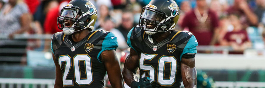 Playing at home, the Jaguars should come in as favorites for NFL Week 7 against the Texans.
