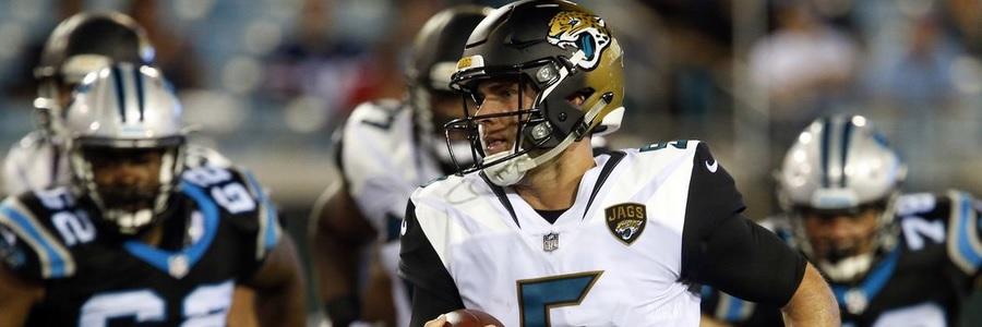 Jaguars at Falcons NFL Preseason Week 4 Lines
