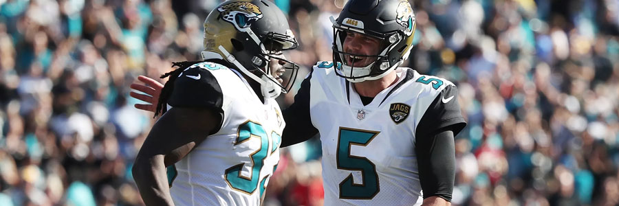 According to our expert, the Jaguars should be one of your NFL Week 10 Picks.