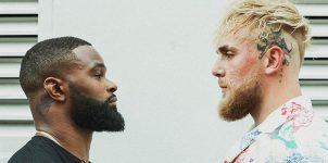 Jake Paul Versus Tyron Woodley Odds & Analysis - Boxing Betting