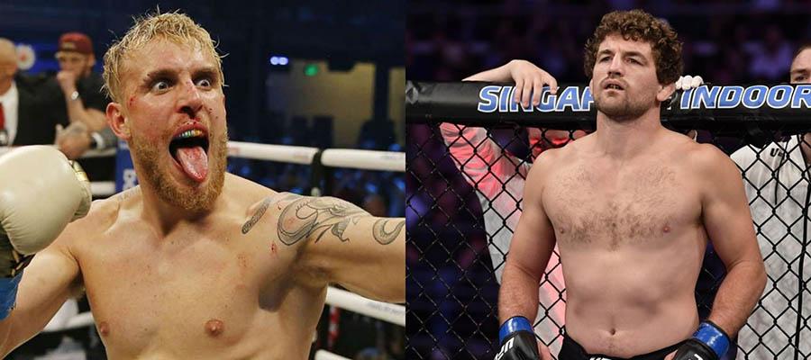 Jake Paul Vs Ben Askren Expert Analysis Update - Boxing Lines