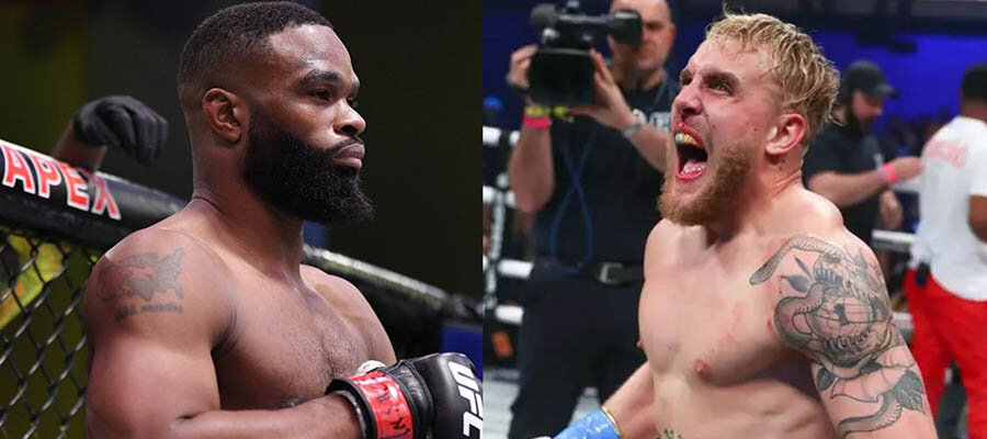 Jake Paul vs Tyron Woodley Betting Update: Odds Are Even