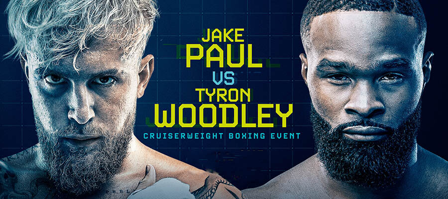 Jake Paul vs Tyron Woodley Betting Update: Picks and Analysis for Sunday's Massive Fight