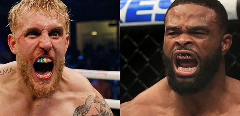 Jake Paul vs Tyron Woodley Boxing Betting Update: Non-Stop Promotion Continues