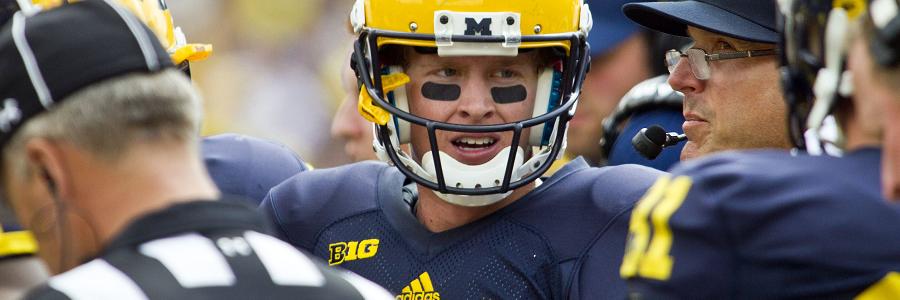 Michigan @ Minnesota NCAA Football Lines Preview