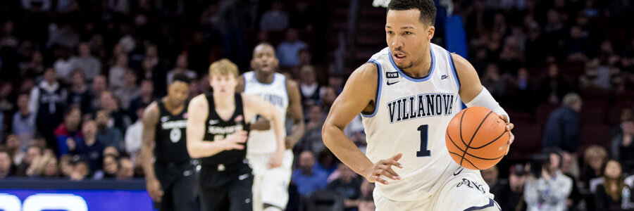 Jalen Brunson is one of the reasons why Villanova is one of the NCAA Basketball Betting favorites to win it all.
