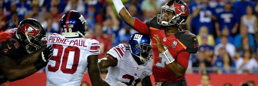 Jameis Winston vs Giants Week 9