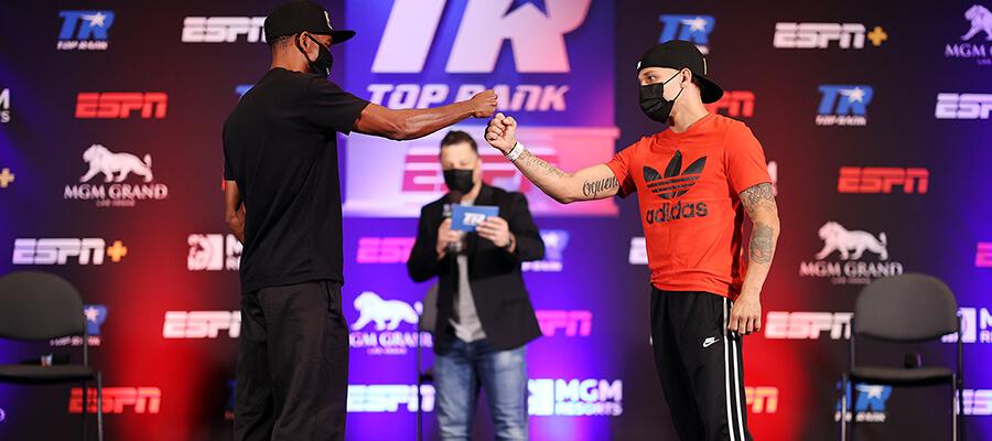 Jamel Herring vs Jonathan Oquendo Analysis - Boxing Lines