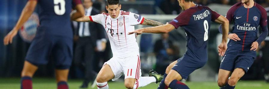 Top UEFA Champions League Betting Picks - December 5th