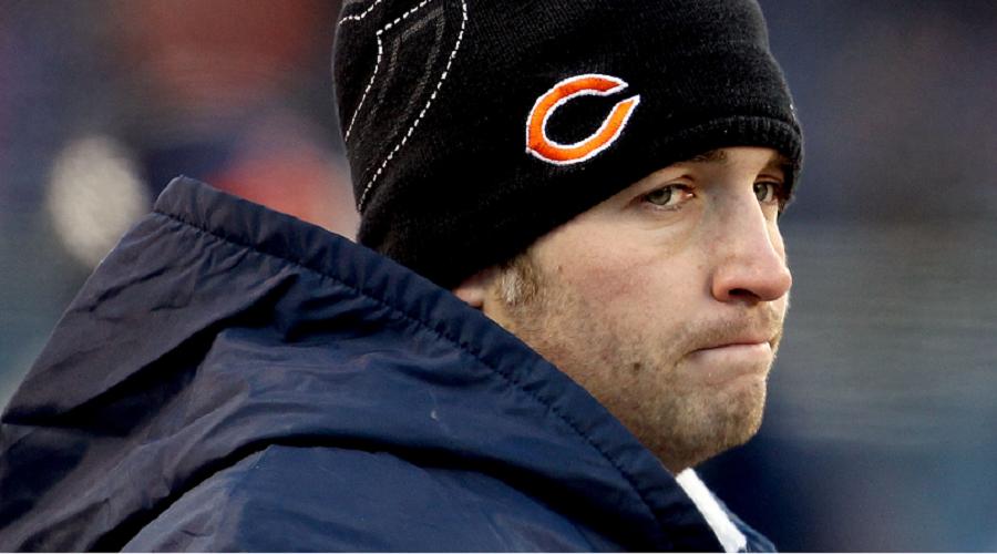 Jay Cutler vs Packers