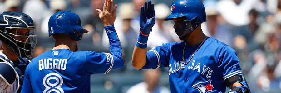 Red Sox vs Blue Jays is going to be a close one.