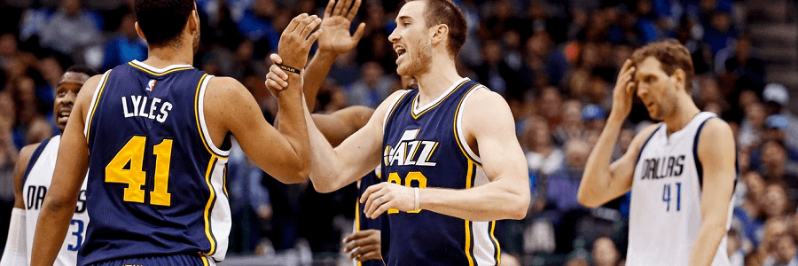 Can the Jazz snatch away the 8th playoff spot in the West from Houston?
