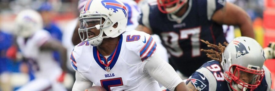 How to Bet Buffalo at Jacksonville NFL Spread for Wild Card Round