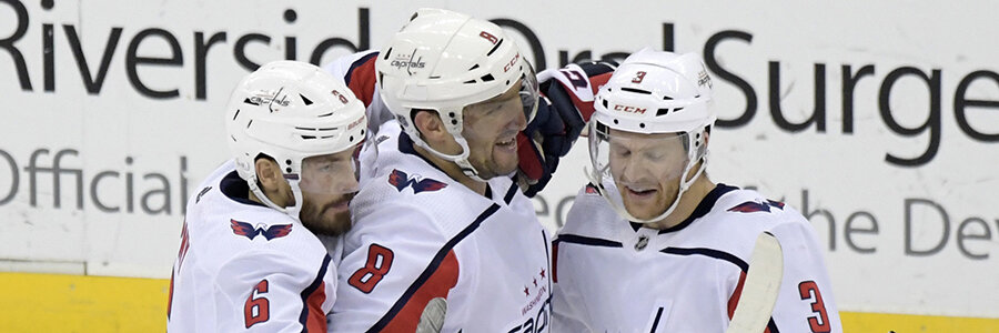 Jets vs Capitals 2020 NHL Game Preview & Betting Odds