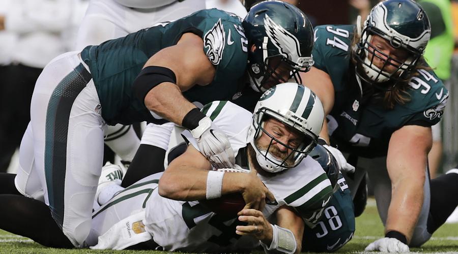 Jets vs Eagles