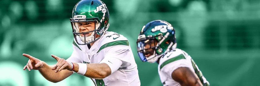 Jets vs Falcons 2019 NFL Preseason Week 2 Betting Odds & Analysis.