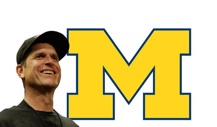 Can Harbaugh Help Michigan Improve its 2015 NCAA Football Odds?