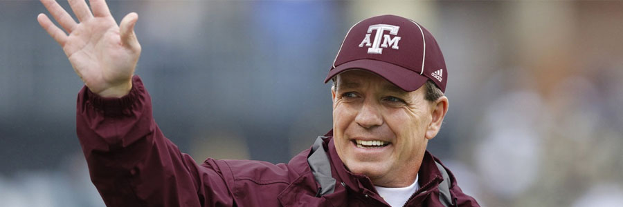 Texas A&M is one of the NCAA Football Betting favorites to win the SEC in 2018.