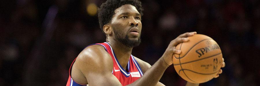 Raptors vs 76ers should be a close one.