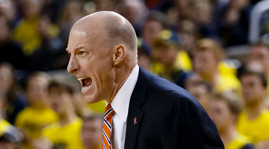 John Groce Fightin Illini