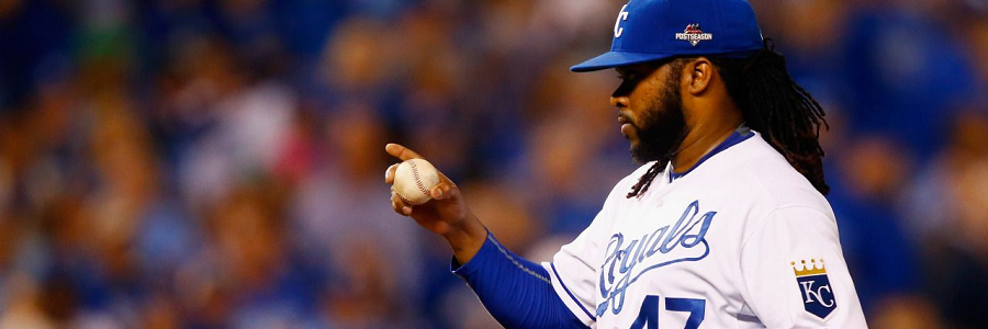 Johnny Cueto - Top Free Agents MLB Betting Fans Should Know About!