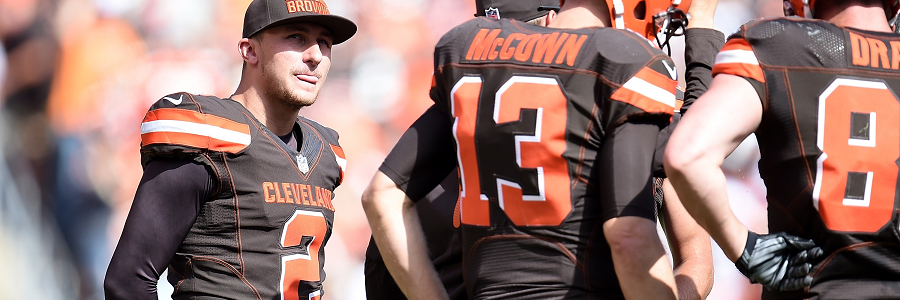 Johnny Football Browns
