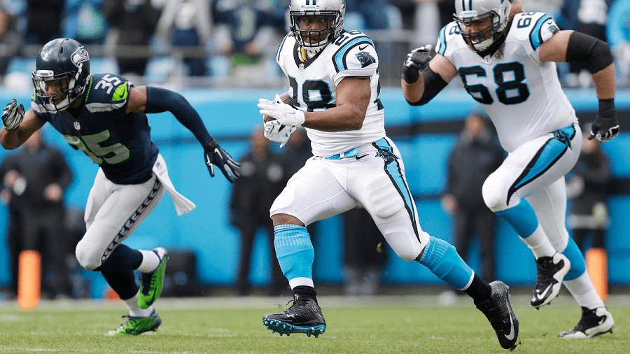 Jonathan Stewart is yet another weapon the Panthers can use in SB 50