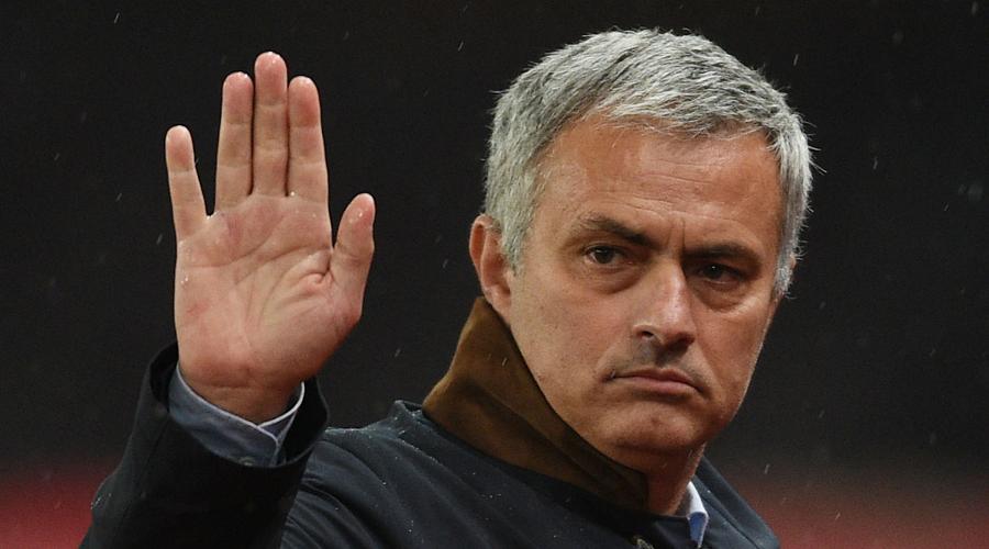 Jose Mourinho UCL